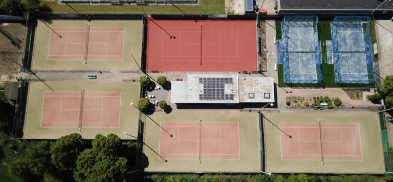 Smash Neede – Tennis & Padel banen